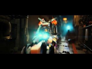 Бэтмен, Супермен, Черепашки Ниндзя и Линкольн в мультфильме «Лего 3D». Первое видео